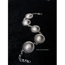 Circles filigree bracelet