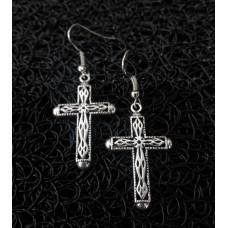 Ornamented cross