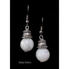 Ohrid pearls earrings